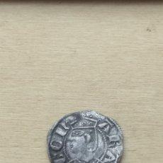 Monedas medievales: JAIME I I ARAGON DINERO DE VELLON. Lote 244169825