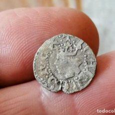 Monedas medievales: DINERO JUAN II PERPIÑAN PRECIOSA MONEDA. Lote 254020930