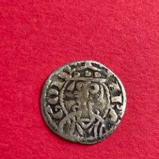 Moedas medievais: DINERO DE VELLÓN JAIME I 1213 - 1276 ARAGON.. Lote 250122040