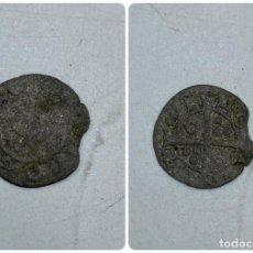 Monedas medievales: MONEDA. CONDADO DE BARCELONA. JAIME II. DINERO. VER FOTOS. Lote 256159050