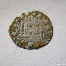 Monedas medievales: FERNANDO IV . REY DE CASTILLA Y LEON ( 1295-1312) . PEPION CON CECA TRES PUNTOS. Lote 261538825