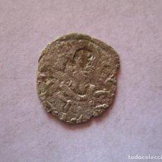 Monnaies médiévales: ALFONSO IX (1188-1230 ) DINERO DE VELLON RICO . VENERA ENCIMA DEL LEON. Lote 262317545