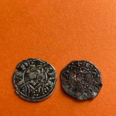 Moedas medievais: LOTE DE VELLONES JAIME II 1291 - 1327 BARCELONA Y ARAGON.. Lote 264540704