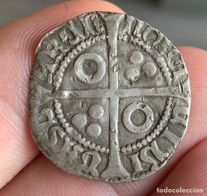Monedas medievales: CROAT FERRAN II Barcelona Medieval 1479-1516 Cru.V.S. 1139.1) (Badia 679 var) - Foto 5 - 267779174
