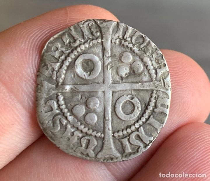 Monedas medievales: CROAT FERRAN II Barcelona Medieval 1479-1516 Cru.V.S. 1139.1) (Badia 679 var) - Foto 6 - 267779174