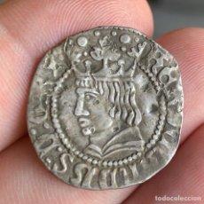 Monedas medievales: CROAT FERRAN II BARCELONA MEDIEVAL 1479-1516 CRU.V.S. 1139.1) (BADIA 679 VAR). Lote 267779174