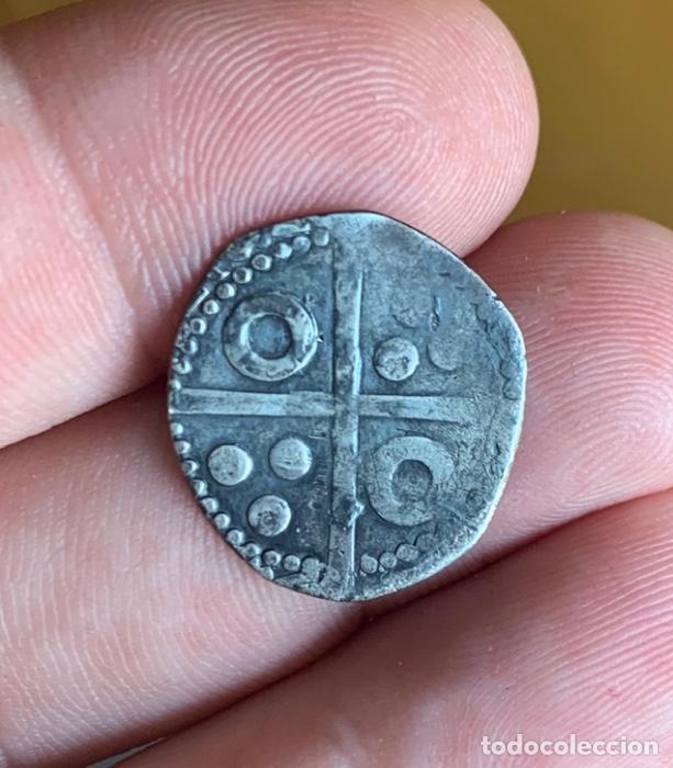 Monedas medievales: Croat Ferran I (1412-1416) Barcelona. Cru.V.S.763.(Badia falta) Muy bella Rara - Foto 7 - 268130759