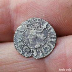 Monedas medievales: DINERO JUAN II. CECA PERPIÑAN ESCASA. Lote 268859764