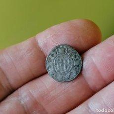 Monedas medievales: DINERO JAIME I. BARCELONA ESCUDO BARRADO. Lote 268938514