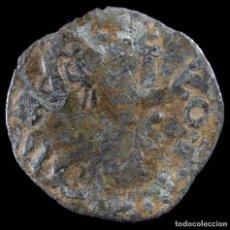Monedas medievales: ALFONSO IX, DINERO CECA SANTIAGO (BAU 216.2) - 16 MM / 0.69 GR.. Lote 269139218