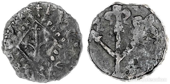(S. XVI). LLEIDA. PUGESA. (CRU.C.G. 3768) (CRU.L. 1760). ESCASA. 2,61 G. MBC (Numismática - Medievales - Cataluña y Aragón)