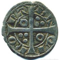 Monedas medievales: XS- CATALUNYA JAUME II (1267-1327) DINER BARCELONA. Lote 270590118