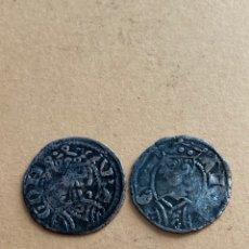 Monedas medievales: LOTE DE VELLONES JAIME I Y JAIME II ARAGON.. Lote 271964598