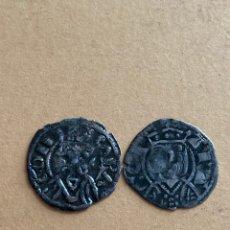 Monedas medievales: LOTE DE VELLONES JAIME I Y JAIME II ARAGON.. Lote 271964728