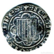 Moedas medievais: XS- SICILIA JAUME II (1285-1296) PIRRAL D'ARGENT. Lote 275050948