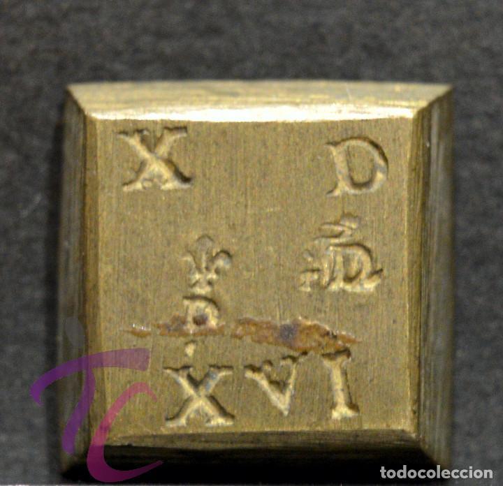 PONDERAL PARA 4 REALES REYES CATOLICOS EXCELENTE CONSERVACION (Numismática - Medievales - Cataluña y Aragón)