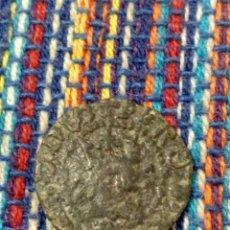 Monedas medievales: RARO DINER DE FERNANDO EL CATÓLICO CECA DE MALLORCA MARCA CRECIENTES. Lote 277457113