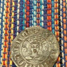 Monedas medievales: RD- MUY BONITO DOBLER DE JAIME III (1324-1349) ÚLTIMO REY DE MALLORCA. Lote 277726303