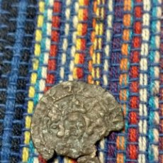 Monedas medievales: 30- BARATO DINER DE ALFONSO IV (1416-1458) MALLORCA MARCA: PERROS. Lote 284139223