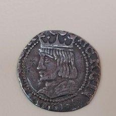 Monedas medievales: CROAT DE FERNANDO II - CORONA DE ARAGÓN - 1479-1516. Lote 290026568