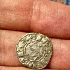 Monedas medievales: 20- DINER DE JAIME I EL CONQUISTADOR (1213-1276) CECA DE VALENCIA. Lote 294947348