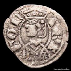 Monedas medievales: ESPAÑA MEDIEVAL - JAIME II (1291-1327). ARAGÓN. DINERO (6592). Lote 295698083