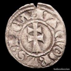 Monedas medievales: ESPAÑA MEDIEVAL - JAIME II (1291-1327). ARAGÓN. DINERO (6593). Lote 295698358