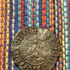 Monedas medievales: MUY BONITO DOBLER DE JAIME III (1324-1349) ÚLTIMO REY DE MALLORCA. Lote 296801088