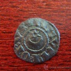 Medieval Coins - SANCHO VII, EL FUERTE. REY DE NAVARRA. (1194-1234) óbolo de vellón - 25425942