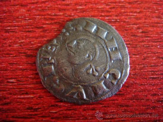 SANCHO VI, EL SABIO. REY DE NAVARRA (1150-1194) DINERO DE VELLÓN (Numismática - Medievales - Navarra)
