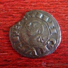 Monedas medievales: SANCHO VI, EL SABIO. REY DE NAVARRA (1150-1194) DINERO DE VELLÓN. Lote 25427238