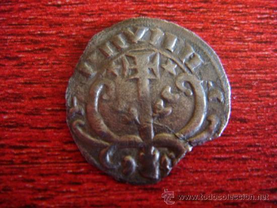 Monedas medievales: SANCHO VI, EL SABIO. REY DE NAVARRA (1150-1194) DINERO DE VELLÓN - Foto 2 - 25427238