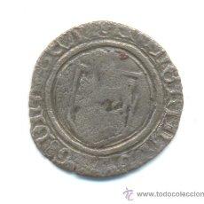 Medieval Coins - RARA BLANCA DE CATALINA DE NAVARRA (1483-1517) SEÑORÍO DE BEARN RESELLO B - 28545613