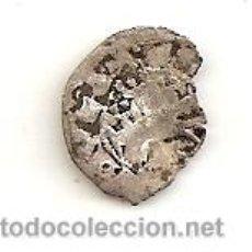 Monedas medievales: MUY RARO ÓBOLO DE TEOBALDO I DE NAVARRA. Lote 29968597