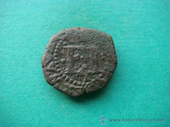 FELIPE IV. 4-CORNADOS 1624. PAMPLONA (Numismática - Medievales - Navarra)