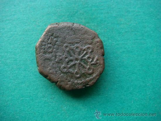Monedas medievales: FELIPE IV. 4-CORNADOS 1624. PAMPLONA - Foto 2 - 32404390