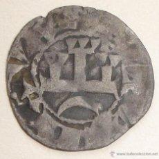 Monedas medievales: NAVARRA (REINO DE) DINERO DE VELLON TEOBALDO II 1253-1270. Lote 45146193