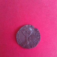 Monedas medievales: RARO CORNADO DEL REINO DE NAVARRA. CARLOS DE VIANA 1441 -1461. 0,6 GRAMOS.. Lote 50481035