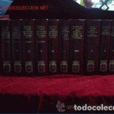 Monedas medievales: NAVARRA COLECCIÓN COMPLETA 12 TOMOS SIMILPIEL--RECUERDOS DEL REINO DE NAVARRA -HISTORIA. Lote 61472695