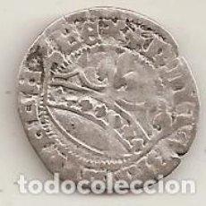 Monedas medievales: NAVARRA. RARO SUELDO DE CARLOS II EL MALO. Lote 63432360