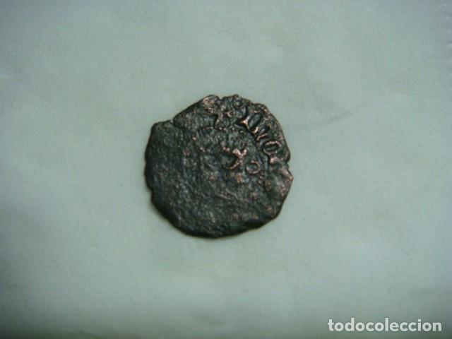 NAVARRA,1/2 CORNADO DE CATALINA Y JUAN. (Numismática - Medievales - Navarra)