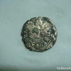Monedas medievales: NAVARRA. 1/2 CORNADO DE CATALINA Y JUAN. Lote 112229851