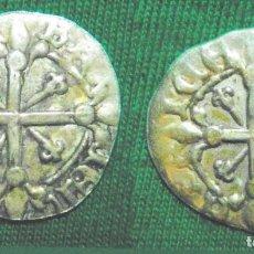 Monedas medievales: MONEDA MEDIEVAL DE CARLOS II EL MALO REY DE NAVARRA. Lote 124212803