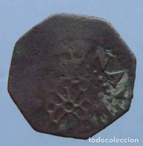 Monedas medievales: 4 CORNADOS DE NAVARRA - Foto 2 - 135362074