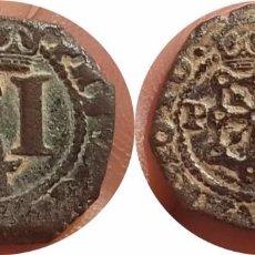 Monedas medievales: BONITOS 4 CORNADOS DE NAVARRA. Lote 136501666