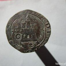 Monedas medievales: REYES CATOLICOS . 4 MARAVEDIS DE CUENCA . GRAN PIEZA. Lote 146584198