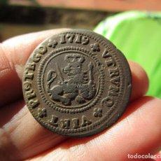 Monedas medievales: ZARAGOZA . FELIPE V . IIII MARAVEDIS DE MAXIMA CALIDAD. Lote 150904982