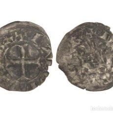 Monedas medievales: REINO DE NAVARRA, CARLÍN NEGRO.. Lote 155062285