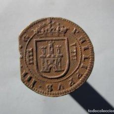 Monedas medievales: FELIPE III . 8 MARAVEDIS DE GRAN CALIDAD. Lote 156297954