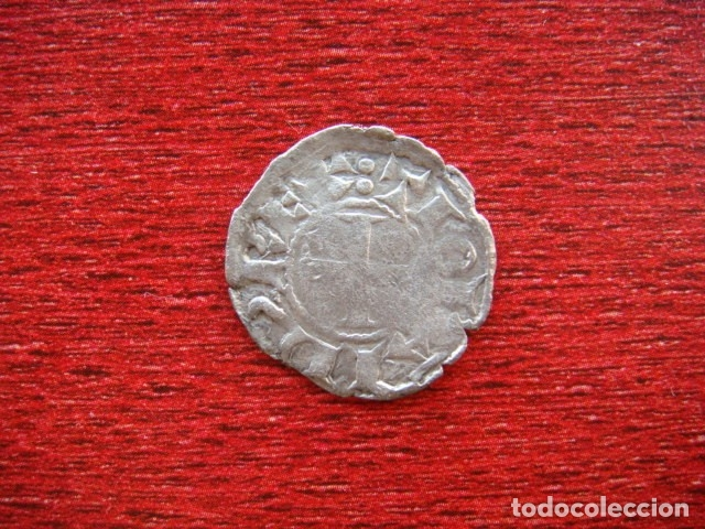 Monedas medievales: Navarra Rey Teobaldo II. 1253-1270 - Foto 3 - 158087614